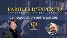 La négociation entre parties